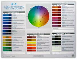 Программа для подбора краски для автомобиля скачать бесплатно